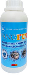 Nano bạc Thủy sản FIN+ 1000ppm